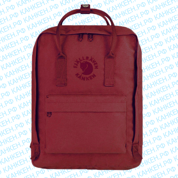 Рюкзак FjallRaven RE KanKen  Бордовый